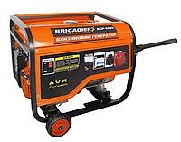 Бензогенератор Brigadier Professional BGP-503Н, 3-фазный, 5.0 кВт, р.с.