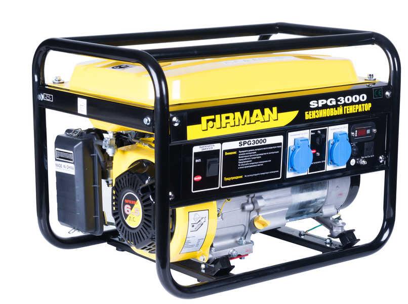 Генератор FIRMAN PG-3000
