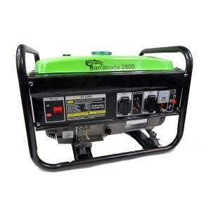 Бензиновый генератор Barracuda 2800 с электростартером