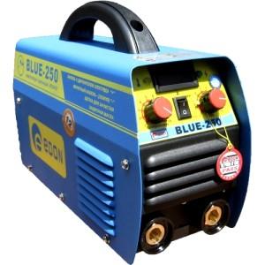 Сварочный инвертор Edon ММА-250S Blue mini