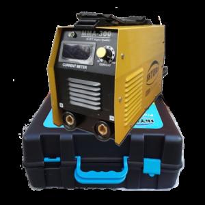 Инверторный сварочный аппарат Shyuan MMA-300 (кейс)