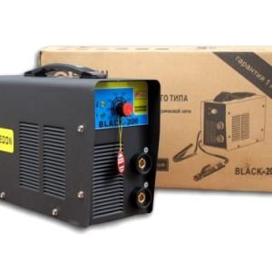 Инверторный сварочный аппарат Edon 200-Вlack mini