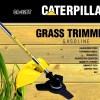 Бензокоса Caterpillar CA-32BT