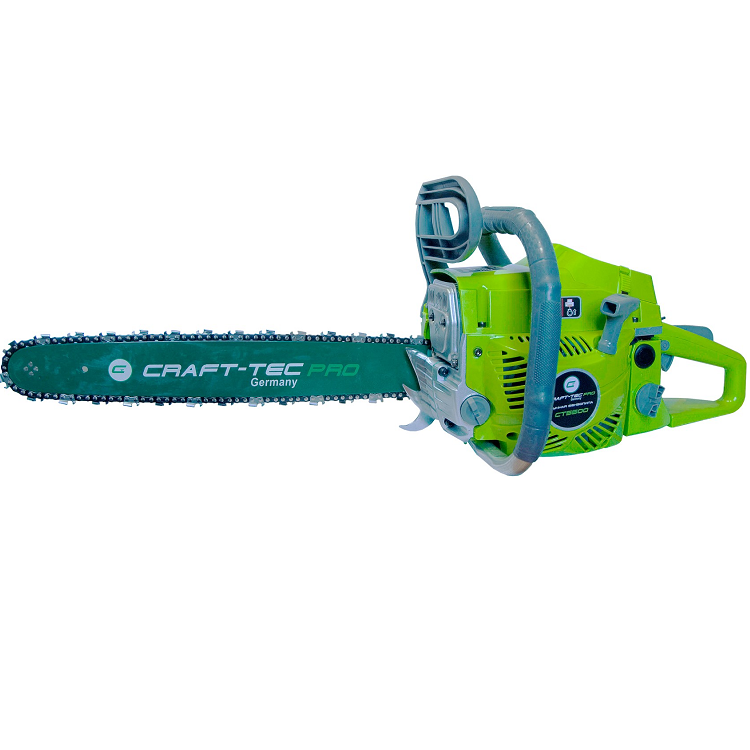 Бензопила Craft-tec CT-5500 PRO