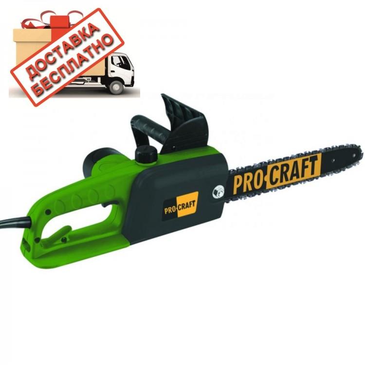 Электропила ProCraft K1600 (Боковая)