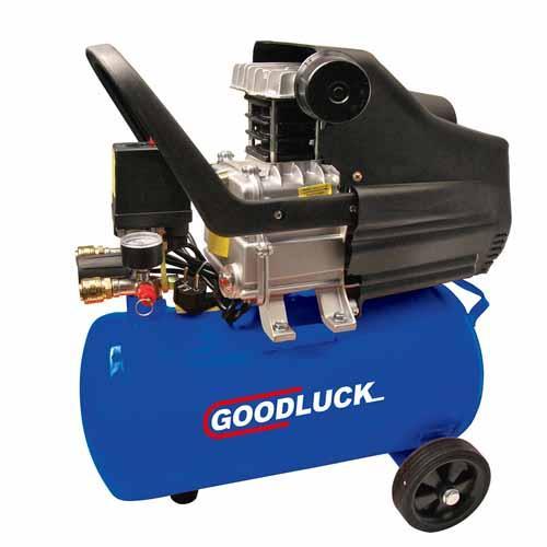 Компрессор Goodluck AC1500/24 + Набор для компрессора
