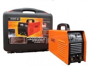Инверторный сварочный аппарат Искра MMA-285GB (кейс)