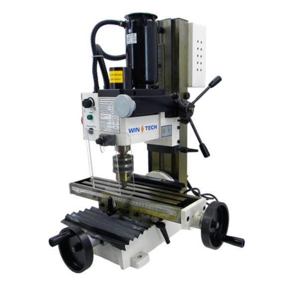 Станок вертикальный фрезерно-сверлильный Wintech WPX-25E