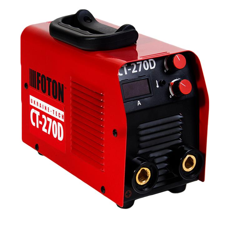 Инверторный сварочный аппарат Foton СТ 270D (кейс)