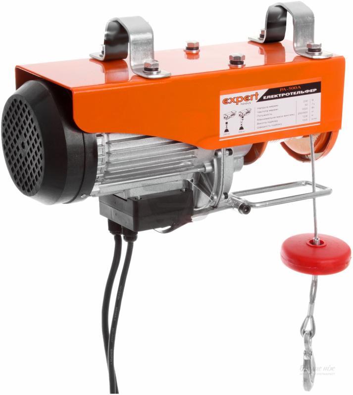 Тельфер электрический Expert Tools PA 1000A