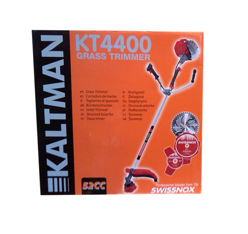 Бензокоса KALTMAN KT-4400 (3ножа+1леска)