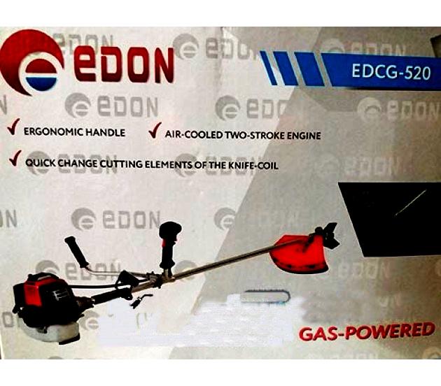 Бензокоса Edon EDCG-520 (нож+леска)