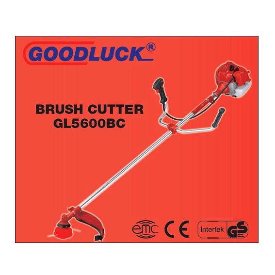 Бензокоса Goodluck GL5600ВС (3ножа+1катушка)