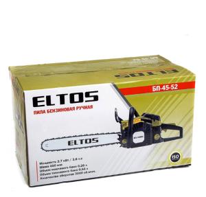 Бензопила Eltos БП-52 (1)
