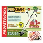 Бензокоса ProCraft T4350