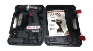 Аккумуляторный шуруповерт ALDO CD212Li (1)