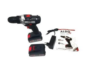 Аккумуляторный шуруповерт ALDO CD212Li