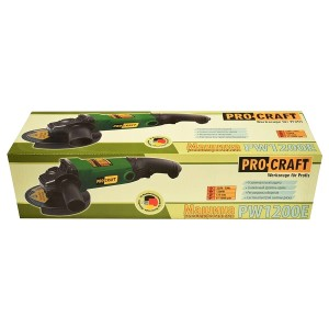 Болгарка ProCraft PW-1200E (4)