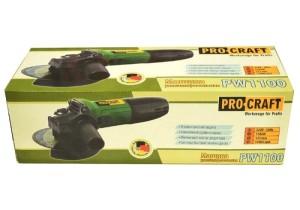 Болгарка Procraft PW1100 (2)