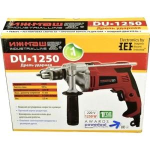 Дрель Ижмаш Industrialline DU-1250 (1)