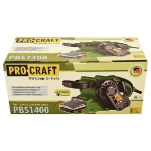Ленточная шлифмашина ProCraft PBS-1400 (2)