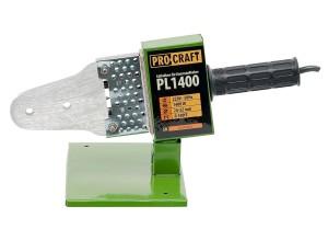 Паяльник для пластиковых труб ProCraft PL-1400 (2)