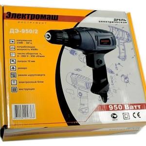 шуруповерт сетевой электромаш дэ-9502 (1)