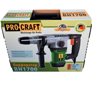 Перфоратор Procraft BH1700 (1)