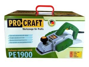 Рубанок ProCraft PE-1900 (2)