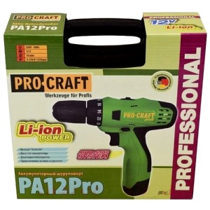 шуруповерт procraft pa-12 pro (3)