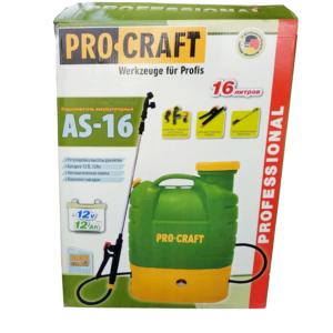 Опрыскиватель Procraft AS-16 (2)