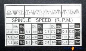 Сверлильный станок Wintech WRPD-16550 (6)