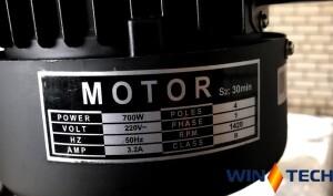 Сверлильный станок Wintech WTB-16700