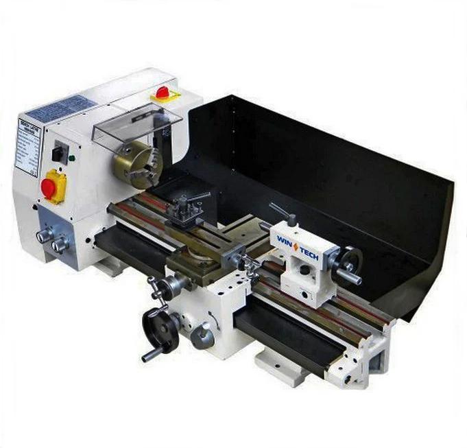 Токарный станок по металлу Wintech WSM-550E