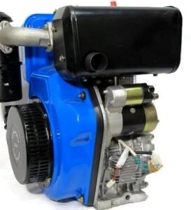 Двигатель дизельный Беларусь 186FE (1)