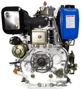 Двигатель дизельный Беларусь 186FE (4)