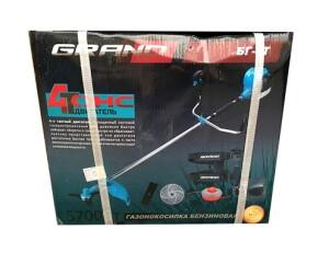 Бензокоса Grand БГ 5700-4Т (2)